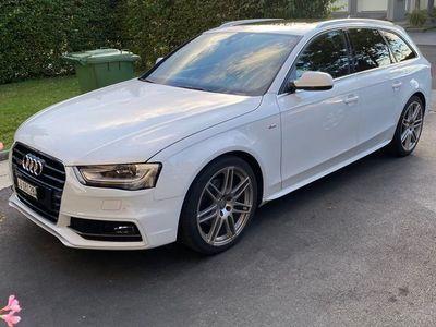 gebraucht Audi A4 2.0 TDI S-line 190 PS Quattro