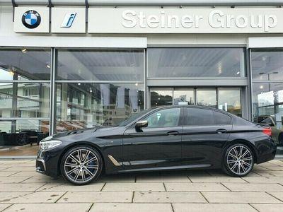 gebraucht BMW M550 d xDrive Steptronic