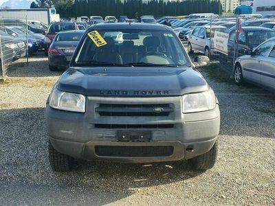 gebraucht Land Rover Freelander 2.0 Td4 ES Wagon