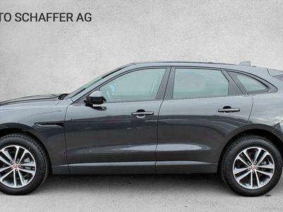 gebraucht Jaguar F-Pace 2.0d Prestige AWD Automatik