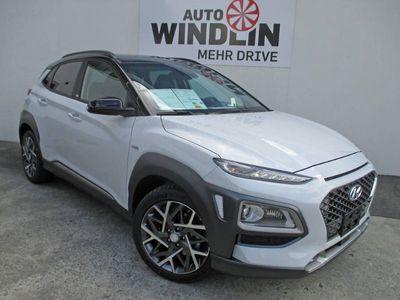 gebraucht Hyundai Kona 1.6 GDi Hybrid Vertex
