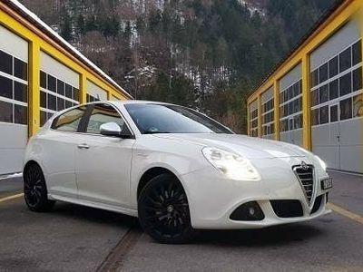 gebraucht Alfa Romeo Giulietta 1.4 170 PS TCT mit QV Auspuffanlage