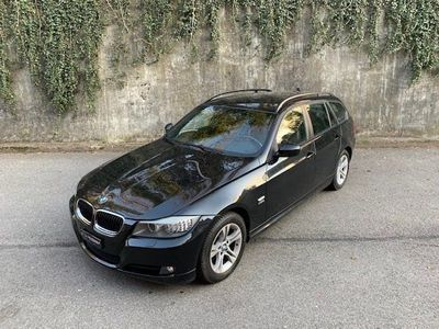 gebraucht BMW 320 d xDrive Touring more4you Steptronic