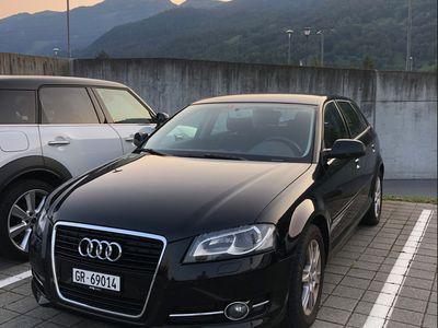 gebraucht Audi A3 Sportback 1.4 T FSI Attraction