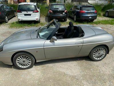 gebraucht Fiat Barchetta 1.8 ABS Ab MFK Cabriolet