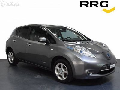 gebraucht Nissan Leaf acenta 24kWh (incl battery)