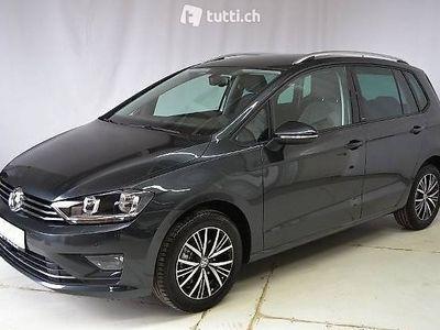 gebraucht VW Golf Sportsvan VII 1.4 TSI 125 Allstar DSG