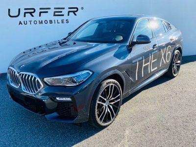 gebraucht BMW X6 xDrive 40i