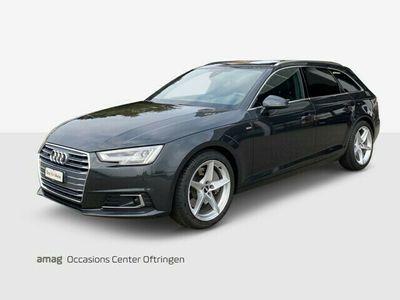 gebraucht Audi A4 Avant sport