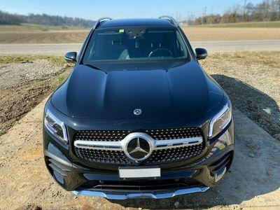 gebraucht Mercedes GLB250 GLB-KlasseAMG Line 4m