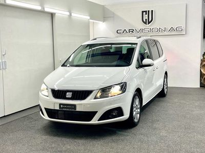 gebraucht Seat Alhambra 2.0 TDI Style Eco DSG * 7-Plätzer *