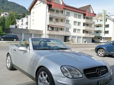 gebraucht Mercedes SLK230 SLK MercedesK