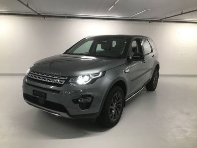 gebraucht Land Rover Discovery Sport 2.0 Si4 HSE