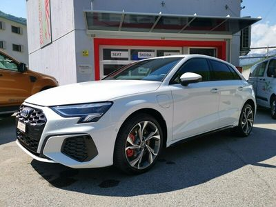 gebraucht Audi A3 Sportback  45 TFSI e S line S-tronic