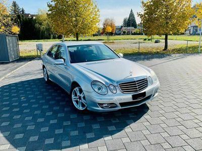 gebraucht Mercedes E220 E-Klasse Avantgarde E220 CDI E-Klasse AvantgardeCDI