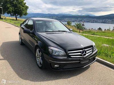 gebraucht Mercedes CLC180 Kompressor Sport Star Au...