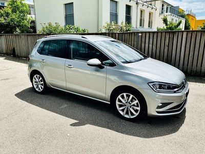 gebraucht VW Golf Sportsvan 1.5 TSI HIGHLINE DSG