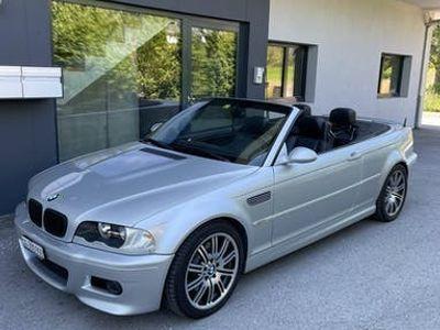 gebraucht BMW M3 Cabriolet 3er Compact E46 Handschalter
