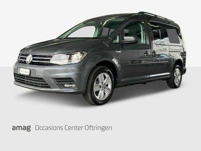 gebraucht VW Caddy Maxi 2.0 TDI Comfortline DSG