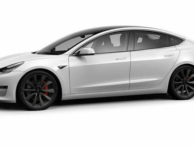 gebraucht Tesla Model 3 Performance Dual Motor AWD