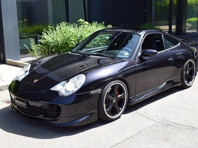 gebraucht Porsche 911 Carrera 4S TECHART UNIKAT