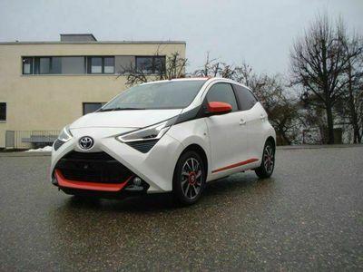 gebraucht Toyota Aygo 1.0 VVT-i Limited White