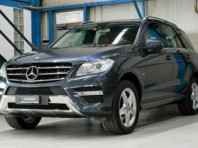 gebraucht Mercedes ML250 BlueTEC Edition 4Matic 7G-Tronic