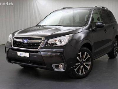 gebraucht Subaru Forester 2.0 Executive