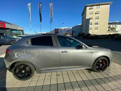 gebraucht Alfa Romeo Giulietta Giulietta 1.4 TB MA 170 Distinctive1.4 TB MA 170 Distinctive