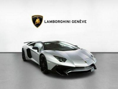 gebraucht Lamborghini Aventador LP750-4 Superveloce Roadster E-Gear