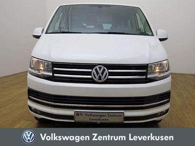 gebraucht VW T6 Kombi 2.0 TDI DSG 9SITZE NAVIGATION AHK KLIMA