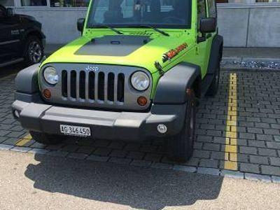 gebraucht Jeep Wrangler CRD 2.8 Mountain Edition zu verkaufen