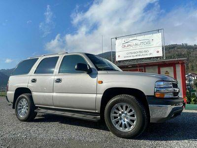 gebraucht Chevrolet Tahoe 324 PS ab Werk