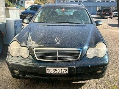 gebraucht Mercedes C220 C-Klasse C 220 CDI Avantgarde C-KlasseCDI Avantgarde