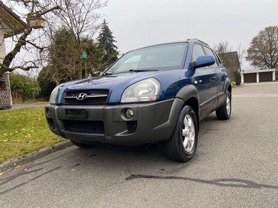 gebraucht Hyundai Tucson 2.7 V6 4x4 ab mfk