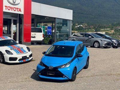 gebraucht Toyota Aygo 1.0 VVT-i x-cite