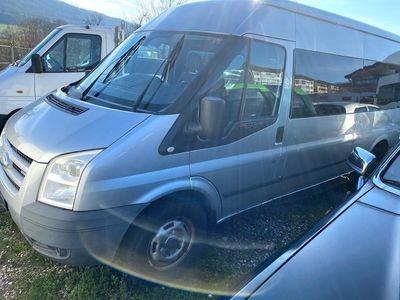 gebraucht Ford Transit 2.4 TDCi Bus M2 350L Trend 14Pl.