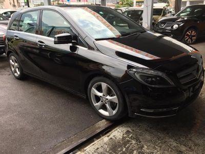gebraucht Mercedes B200 7G-DCT