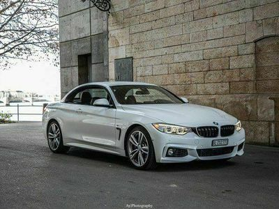 gebraucht BMW 435 4er i Cabriolet Sport Line Steptronic