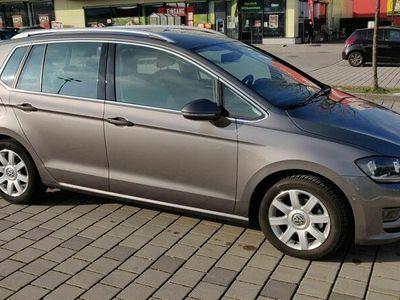 gebraucht VW Golf Sportsvan Golf Sportsvan 1.4 TSI Highline 150PS manuell 1.4 TSI Highline 150PS manuell