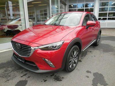 gebraucht Mazda CX-3 1.5 D Revolution AWD