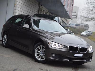 gebraucht BMW 320 d Touring Steptronic I peed Limit Info inkl. Überholv