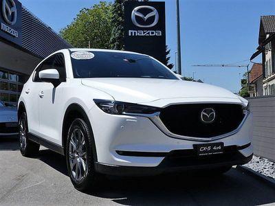 "gebraucht Mazda CX-5 SKYACTIV-G 194 Revolution AWD Automat ""Signature-"