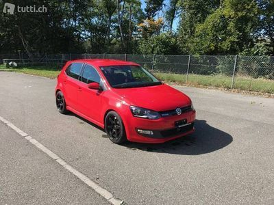 gebraucht VW Polo 6R Facelift Bluemotion