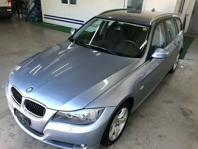 gebraucht BMW 318 3er d Touring Dynamic Edition Steptronic