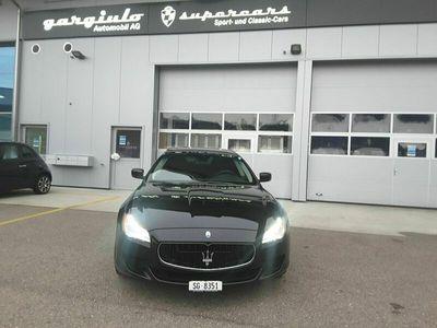 gebraucht Maserati Quattroporte 3.8 V8 DI Biturbo GTS Automatica