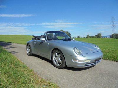 gebraucht Porsche 911 Carrera Cabriolet 2