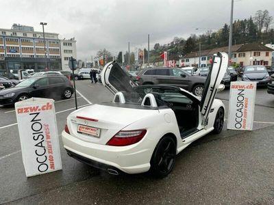 gebraucht Mercedes SLK250 Eyecatcher Flügeltüren G-Tronic Automat