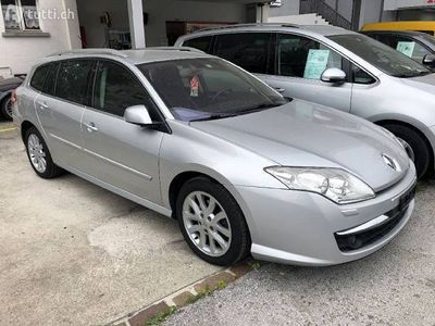 gebraucht Renault Laguna GrandTour 2.0 dCi Initiale Autom...