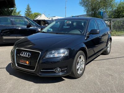 gebraucht Audi A3 Sportback 2.0 TDI Attraction quattro